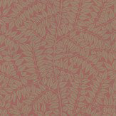 Morris Branch Red / Beige Wallpaper - Product code: 210373