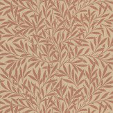 Morris Willow Brown / Beige Wallpaper - Product code: 210381