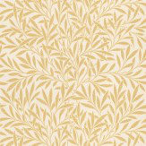 Morris Willow Sand / Cream Wallpaper - Product code: 210384