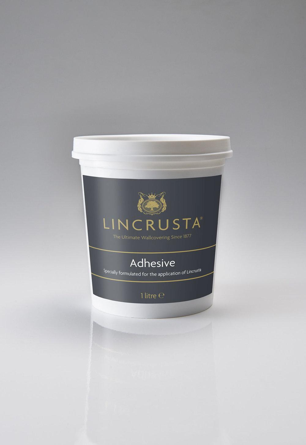 Lincrusta Lincrusta Adhesive - Product code: RDADH10