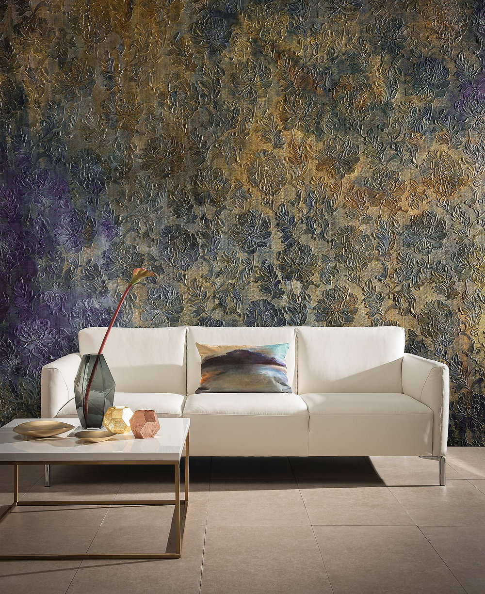 Lincrusta Aphrodite  Paintable Wallpaper - Product code: RD1963FR