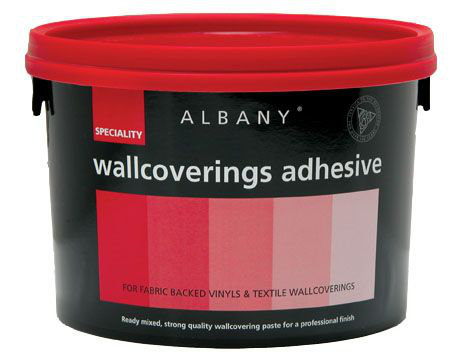Albany Albany Speciality Wallcoverings Adhesive (R) - Product code: DE050505E