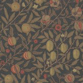 Morris Fruit Metallic / Multi Wallpaper - Product code: 210397
