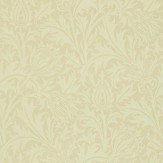 Morris Thistle Ivory Wallpaper - Product code: WM8608/1