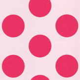 Coordonne Dots Red Wallpaper