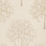 Prestigious Impressions Ivory White / Ivory Wallpaper - Product code: 1944/007