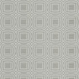 Thibaut Vancouver Silver / Grey Wallpaper