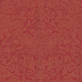 Thibaut Cadiz Red Wallpaper - Product code: 839-T-7642