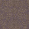 Thibaut Mumford Aubergine / Gold Wallpaper