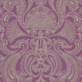 Cole & Son Malabar Cyclamen Wallpaper