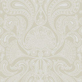 Cole & Son Malabar Grey / Silver Wallpaper