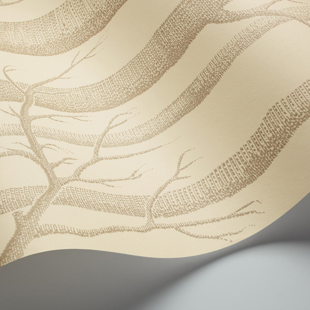 Cole & Son Woods Taupe / Cream Wallpaper - Product code: 69/12148
