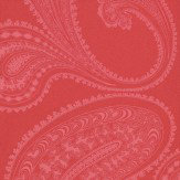 Cole & Son Rajapur Pink / Red Wallpaper
