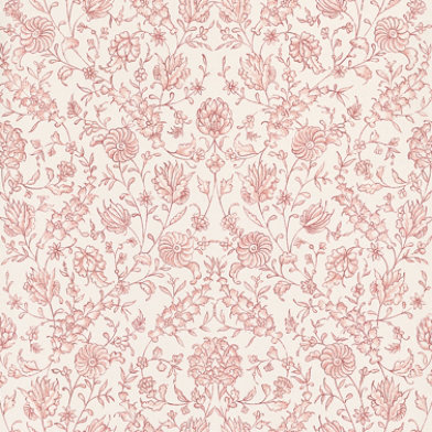 Image of The Royal Collection Wallpapers Flora, PQ009/02