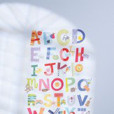 Creative Wall Art Alphabet Fun Stickers