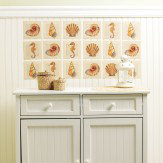 Creative Wall Art Sanibel Shore Stickers