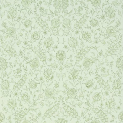 Image of The Royal Collection Wallpapers Flora, PQ009/15