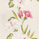 Clarke & Clarke Tahiti  Chintz Wallpaper
