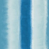 Clarissa Hulse Demeter Stripe Blue / White Wallpaper - Product code: 110188