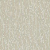 Clarissa Hulse Grasses White / Beige Wallpaper - Product code: 110149