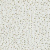 Clarissa Hulse Beads Metallic Gold / Beige / Off White Wallpaper - Product code: 110179