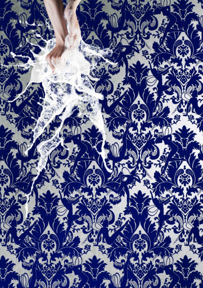 Image of Marcel Wanders Wallpapers Forest Muses, 30-988