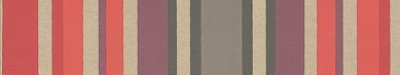 Image of Casamance Wallpapers Anemone Stripe, 937 0430