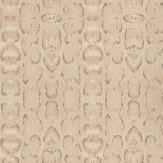 Osborne & Little Boa Cream / Silver Wallpaper