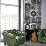 Mr Perswall Vinyl Neutrals Mural
