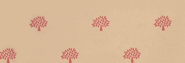 Mulberry Home Mulberry Tree Red Wallpaper main image