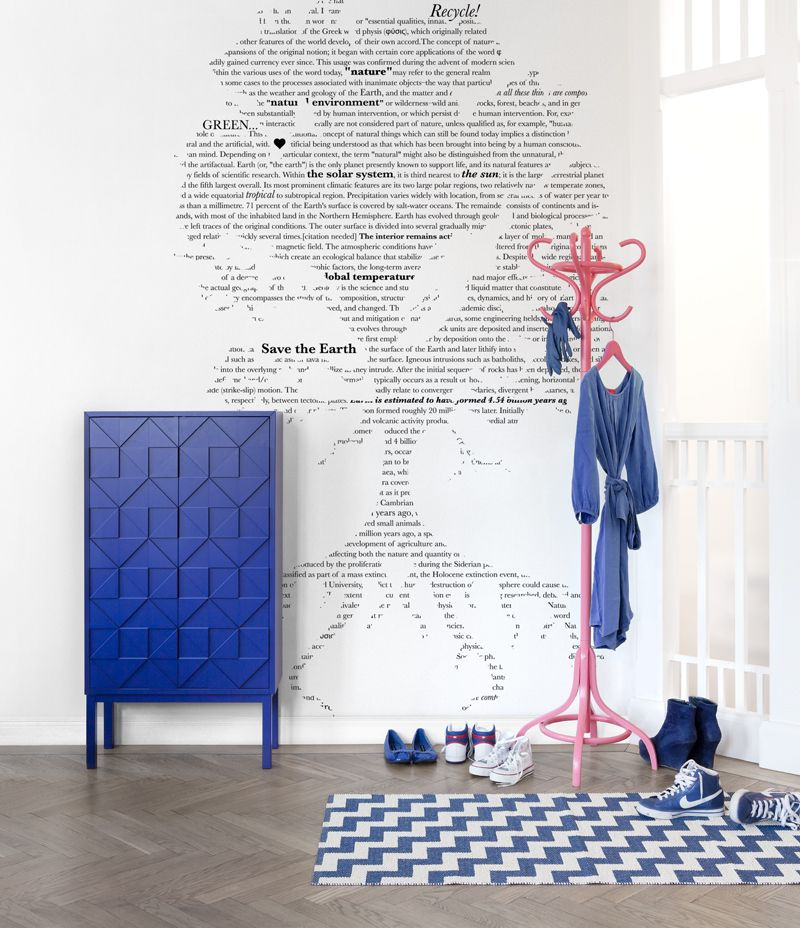Mr Perswall Growetry Mural - Product code: P130901-W