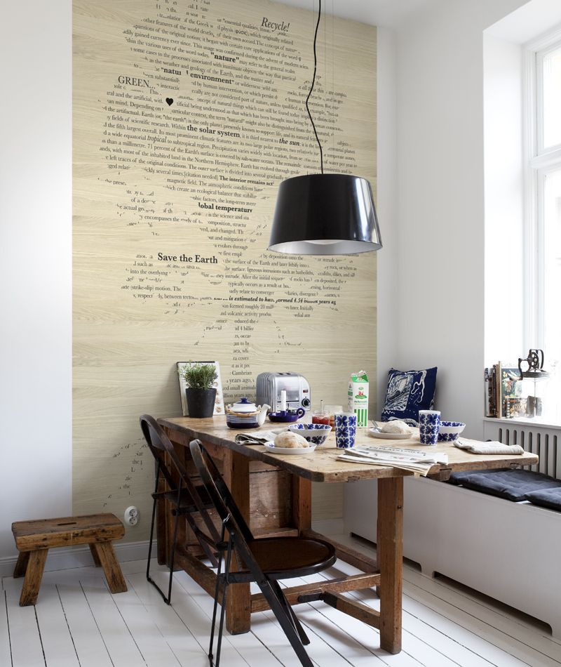 Mr Perswall Growetry Mural - Product code: P130902-4