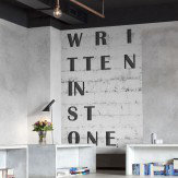 Mr Perswall Inscriptions Mural - Product code: P131401-4