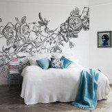 Mr Perswall Rocky Rose Mural - Product code: P131602-W