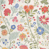 Sandberg Amelie Multi Wallpaper - Product code: 541-38