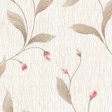 Albany Tiffany Platinum Pink Wallpaper