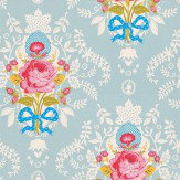 Pip Wallpaper Pip Studio Pink / Light Blue Wallpaper