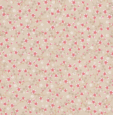 Pip Wallpaper Pip Studio Pink / White / Beige Wallpaper main image