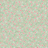 Pip Wallpaper Pip Studio Pink / Mint Wallpaper
