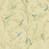 Thibaut Augustine Green / Multi Wallpaper
