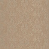 Farrow & Ball Renaissance Metallic Gold / Brown Wallpaper