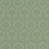Farrow & Ball Brocade Green Wallpaper - Product code: BP 3207