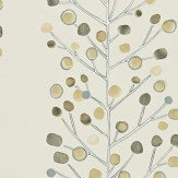 Scion Berry Tree Beige / Off White Wallpaper