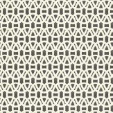 Scion Lace White / Black Wallpaper