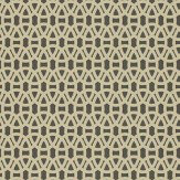 Scion Lace Beige / Brown Wallpaper