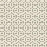 Scion Lace Grey Wallpaper