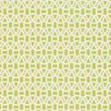 Scion Lace Lime Wallpaper