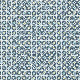 Scion Miro Blue Wallpaper - Product code: 110237