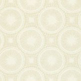 Scion Tree Circles Cream Wallpaper - Product code: 110250