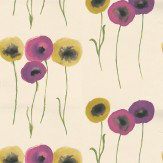Sanderson Poppies Wallpaper